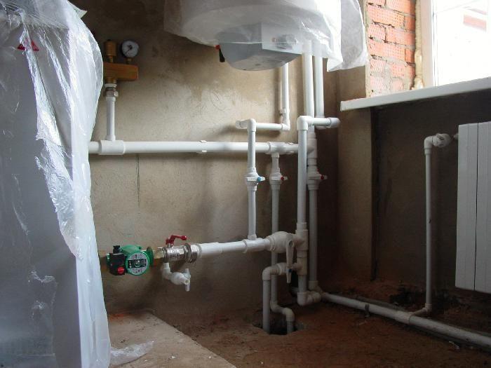 Недостатки основных систем отопления